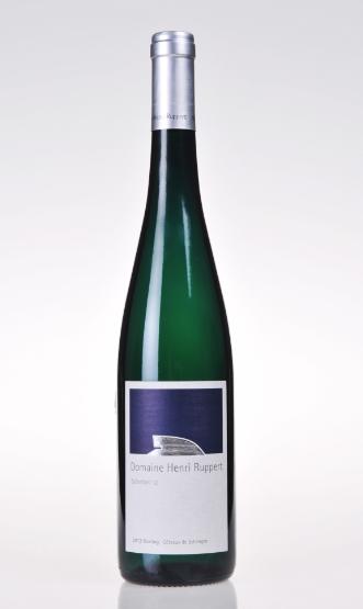 卢森堡亨瑞鲁伯特庄园白葡萄酒雷司令2014